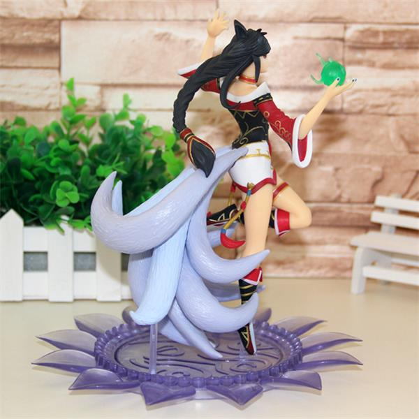 Cartoon League of Legends Bard Statue PVC Action Figure LoL Model in Box New